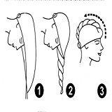 Etbotu Mikrofaser Haar Turban Haare trocknen Duschhauben Haarpunzel Haartrockentuch Handtuch Kopftuch schnelltrocknend (Er Kostüm Mann Schwert)