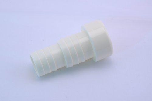 Tuyau ABS avec 50 mm manchon adhésives 32–38 mm