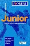 Dicc. junior español/frances, français/espagnol
