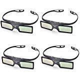 Best DLP Link 3D Glasses - Pergear 144 HZ Lunettes 3D Obturateur actif DLP-Link Review