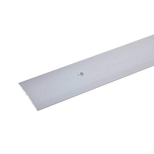 Acerto 35944 Perfil transición aluminio taladrado