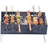 Best Mr. Bar-B-Q Grill Tool Sets - MR Online BBQ Skewer Grill 6pc/Set Kebab Stick Review