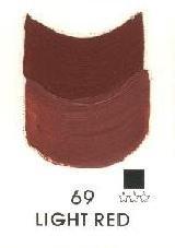 Magi Artists'Oil Colour 37 69 ml Light Red