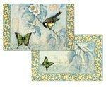 counterart-reversibile-grande-plastica-tovagliette-bluebirds-set-di-4