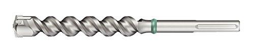 Heller 28193 Enduro Hammerbohrer Y-Cutter SDS-max, Gesamtlänge: 740 mm, Arbeitslänge: 600 mm, Durchmesser: 18 mm, 1 V (Mm 18 Rotary Cutter)