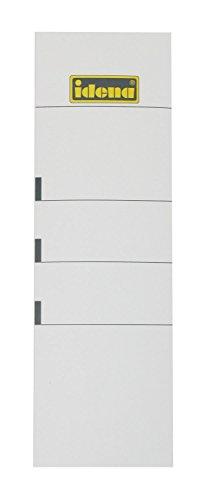 8 Cm Kurze (Idena 300273 - SK-Rückenschild, 10er, kurz, 8 cm, breit)