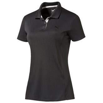 Puma Polo de Golf pour Femme XL Noir