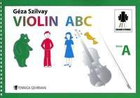 Violin ABC - Book A (Tutorial for Children)