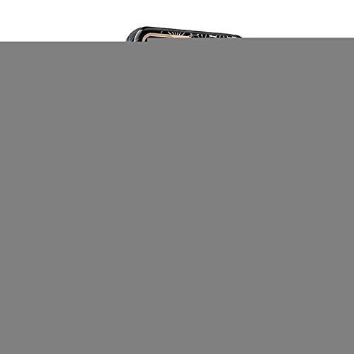 iphone 7 plus Case, Custodia per iphone 7 plus 5.5, Sunroyal® Bling Diamante Brillante Bumper Ultra sottile TPU Silicone Gel Nero Back Case Cover Protettiva Skin Caso Antigraffio Slim Copertura Shell Modello 01