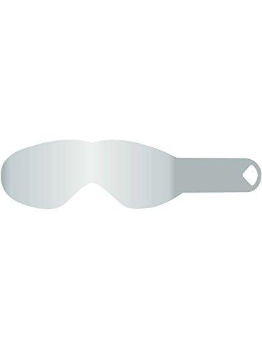 Dragon Clear Vendetta Abreißvisiere Für Mx-Brillen 20Er Pack (One Size, Farblos)