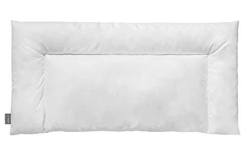 Traumnacht Bauchschläferkissen, weiß, 40 x 80 cm