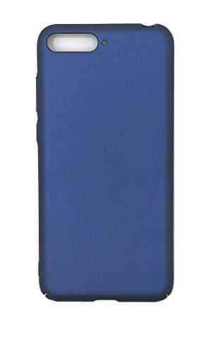 stengh Funda Huawei Y6 2018 ATU-LX3 ATU-L11 ATU-L21 ATU-L22 / Y6 Prime 2018  ATU-L31 ATU-L42 PC Case Cover Blue