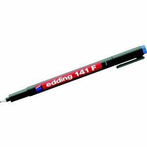 10-x-edding-folienschreiber-141f-permanent-blau