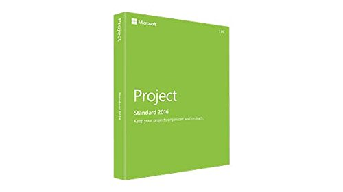 Preisvergleich Produktbild 076-05674 - MICROSOFT PROJECT STANDARD 2016 OPEN BUSINESS