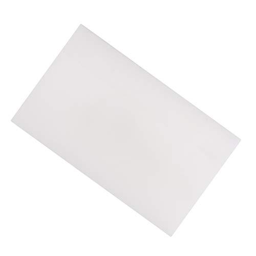 Baoblaze Tablero Placa Plástico Tabla Punzonado Perforación