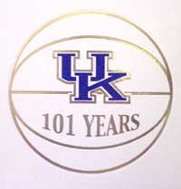 University of Kentucky Basketball, 101 Years