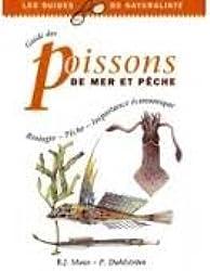 GUIDE DES POISSONS DE MER ET DE PECHE