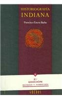 Historiografia indiana (VARIOS GREDOS)