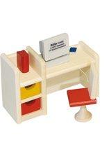 Rlke Holzspielzeug 22689 - Scrivania per cameretta Filius