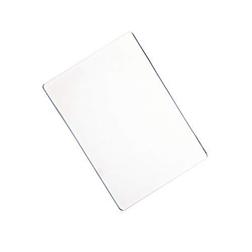 Koehope - Placa acrílico Transparente Perforadora