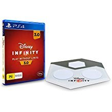 Disney Infinity 3.0 - Standalone-Spiel + Basis-Portal (Playstation 4) (Infinity Playstation 4)