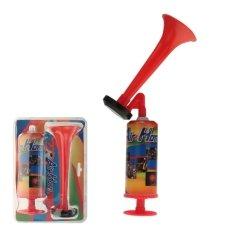 2 Party Horn ohne Gas Signalhorn / Druckluftfanfare 44 cm …