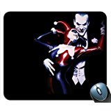 Joker and Harley Quinn in Love Mouse Pad