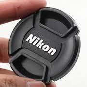 Generic 52MM SAFTEY LENS FILTER CAP FOR NIKON - Camera accessory