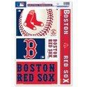 Wincraft Boston Red Sox Offizieller MLB Aufkleber für Autofenster, 27,9 x 43,2 cm