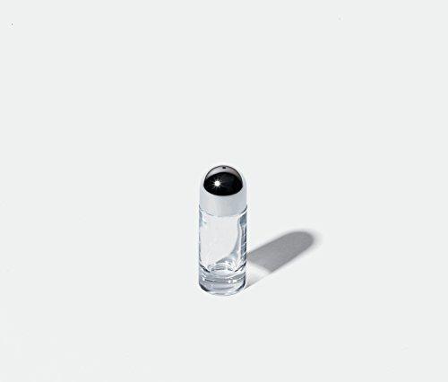 Alessi Zahnstocherspender, Glas, transparent, 26 x 3.8 x 3.8 cm