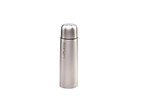 LaPlaya Action - Thermos in acciaio inox, Argento (argento), 0,5 l (6,8...