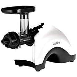 Wellra - Extracteur de jus WELLRA TGJ 50S Blanc