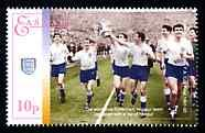 Easdale 1996 Great Sporting Events - Football 10p - Tottenham Hotspur Winners of 1961-62 FA Cup Final, u/m FOOTBALL SPORT JANDRSTAMPS (50704) -