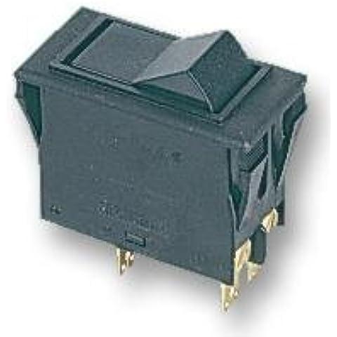 Interruttori di circuito, termico, Interruttore automatico 10A 1POLE–3120-f311-w01X -10A