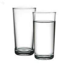 Ravenhead Essentials Sleeve of 6 Hiball Glasses, Transparent, 26 cl