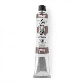 Goya Titan Rote Farben Öl - Rohr 10-60 ml, 100-Red Englischkurs