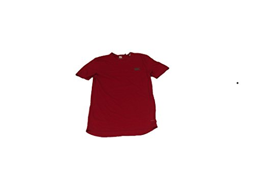 CCC Rugby Essentials Baumwolle Crew Tee groß Tango Rot