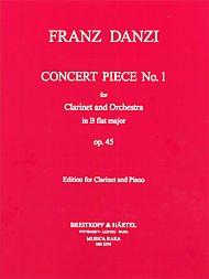 MUSICA RARA DANZI FRANZ - KONZERTSTUCK N...