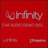 Price comparison product image Infinity Car Audio Demo Disc
