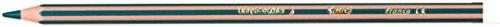 BIC Kids Tropicolors – Blíster de lápices de colorear sin madera ultrarresistentes, multicolor