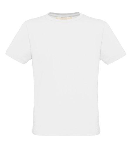 BCTMB02 T-Shirt Biofair Tee / Men White