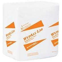 Kimberly-Clark Wypall 31,75 cm X cm 33,02 blanco L30 cuarto