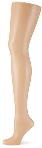 KUNERT Damen Matt Fein Strumpfhose Fresh up Toeless, 10 DEN