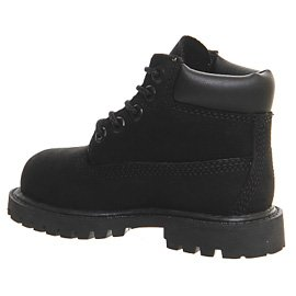 Timberland - Premium Boot - Mixte Junior Noir Monochrome
