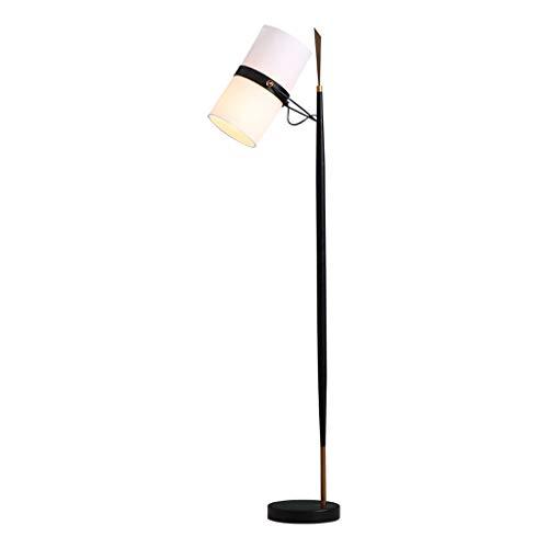 Poste de la lámpara de pie moderno simple for el dormitorio del...