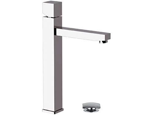 Remer sq3 Miscelatore Alto per lavabo con Scarico Click clack
