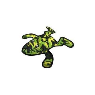 Petlou Jungle Buddies Frog Floating Dog Toy, 38 cm 13