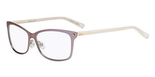 Dior Für Frau Cd3776 Pink / Milk Metallgestell Brillen