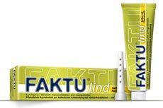 fakut FAKTU lind Salbe Hamamelis zur Anwendung bei Hämorrhoiden, wirkt entzündungshemmend, örtlich blutungsstillend, schmerzlindernd juckreizstillend und wundheilungsfördernd, Spar-Set 2x25g