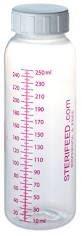 sterifeed wiederverwendbar steril Baby Flasche, 250ml, 10Stück (Flaschen Sterile)